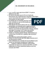 Cuestionario de Gestion Financiera Efaf y Efe