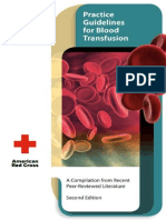 Practical Guidelines Blood Transfusion