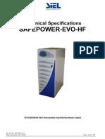 three-phase input/three-phase output UPS
