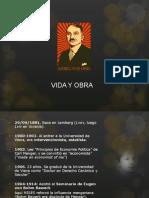 Ep Unidad 1 y 2 Vida y Obra de Ludwig Von Mises