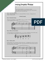 Level4 Sample03 Traditional Harmony Example