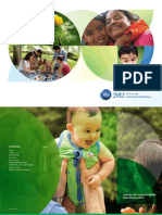 P&G Informe de Sustentabilidad PG Mexico 2012