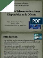 Equipos de Telecomunicaciones Disponibles en la Oficina.pdf