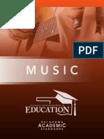 Music Standards Oct 2013