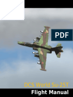 DCS World Su-25T Flight Manual En