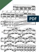Chopin - Etude Op25 No12