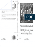 Pdfsam 201635319 149795390 Sanchez Escalonilla Antonio Estrategias Del Guion Cinematografico