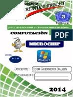 Microchip y Windows Paint