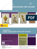 Juegos Tradicionales- Cartas,Etc.consejeria de Educacion