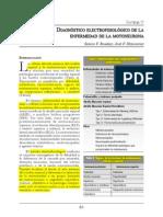 Dx Electrofisiológico de Enf de Motoneurona