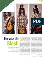 Entrevista Slash