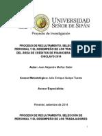 Proyecto de Tesis - Juan Muñoz Sialer