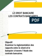 Les Contrats Bancaires