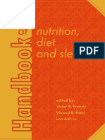 Handbook of Nutrition, Diet and Sleep - Preedy, Patel.pdf