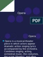 Opera on English