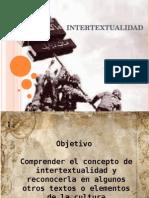 Intertextualidad CLASE 1 MEDIO