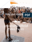 InkuluFreeHeid National Development Policy Discussion Papers