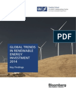 Green Energy 2013-Key Findings