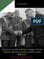 ¿Qué Se Oculta Tras Las Huelgas de Los Obreros de Los Puertos Polacos Del Báltico - Enver Hoxha 1980