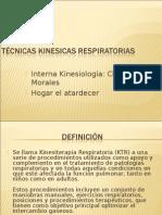 110478494 Tecnicas Kinesicas Respiratorias