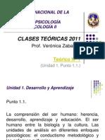 Teórico 1 Psicología II