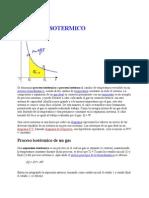 Procesos Isotermicos e Isobaricos