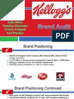 kellogg's brand audit