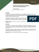 Dialnet-ImportanciaYElementosDeLaProgramacionDidactica-3745653