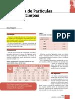 Contagem de Partículas Em Areas Limpas_Elisa Krippner, 2008