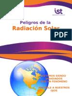 Taller Peligros de La Radiación Solar - Logo Nuevo