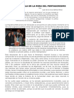 (1) VENEZUELA EN LA MIRA DEL PENTAGONISMO