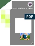 Deforestación en Panama