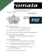 Fresia Teología Del Pueblo de La Cultura de La Pastoral Popular (Stromata)