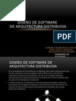 Arquitectura Distribuida de Software