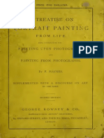 A Treatise on Portrait Painting From Life