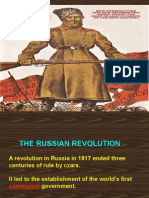 0 - Russian Revolution PPT