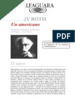 Dossier Prensa Un Americano