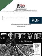 Al Stohlman - Belts Galore