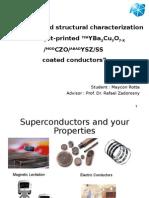 propriedades dos supercondutores