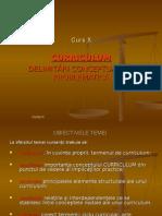 Pedagogie Concept Curriculum