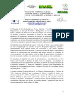Curso Literatura e Biopolitca - PROCAD - Wander Melo Miranda