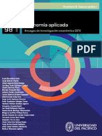 Economía Aplicado - Ensayos de Investigación Económica