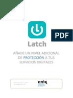 Guia de IntGuia de Integracion de Latchegracion de Latch