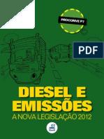 Diesel e Emissões 2012