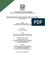 Lia Pinheiro - Educación y Movimientos Sociales