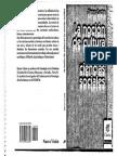 G. Cuche La Nocion de Cultura en Las Ciencias Sociales