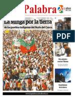 La Palabra. No. 258. Abril 2015