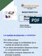 03. Medidas de Dispersión