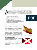 Historia de La Bandera Nacional