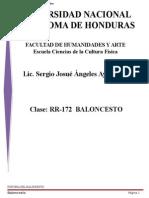 Material Para Exa II - P Baloncesto RR-172